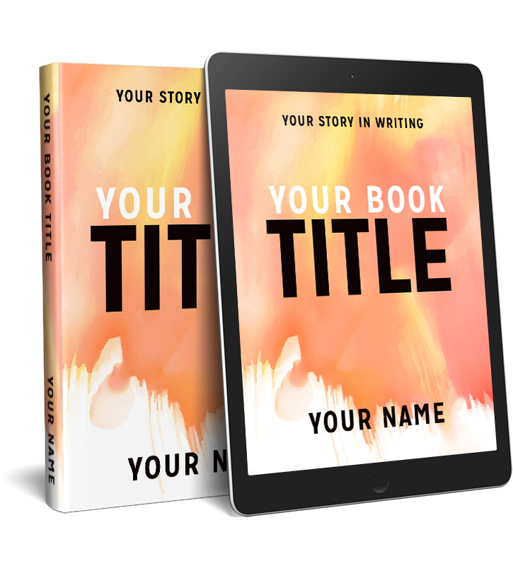 your book here mockup
