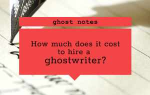 ghostwriting blog feature image-cost